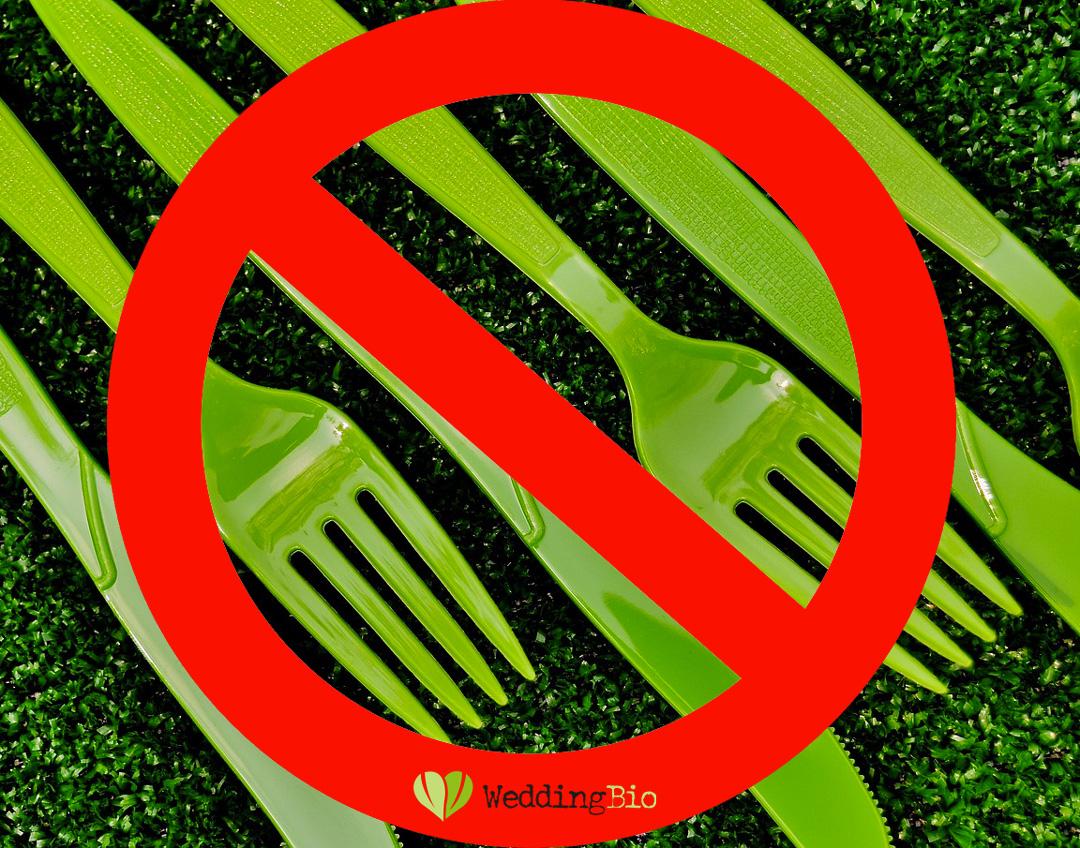 divieto produzione di plastica monouso