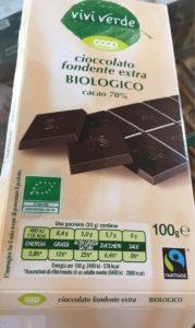 cioccolata viviverde coop